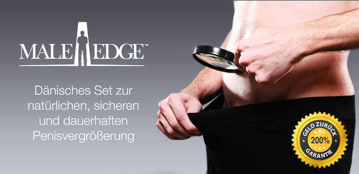 Male Edge Penis-Vergrößerungs-Sets