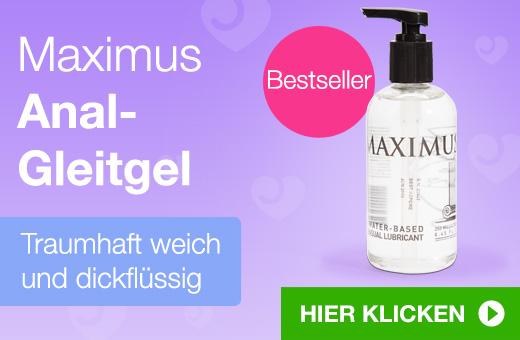 Maximus Anal-Gleitgel