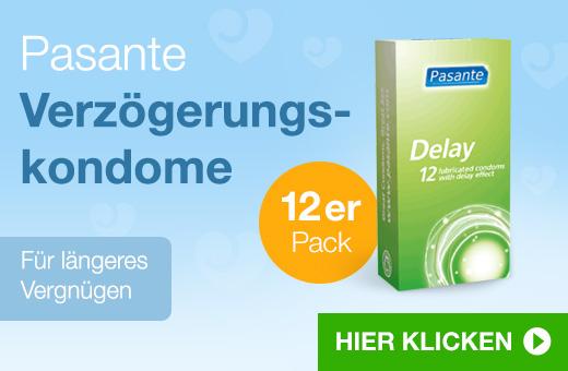 Pasante Verzögerungs-kondome