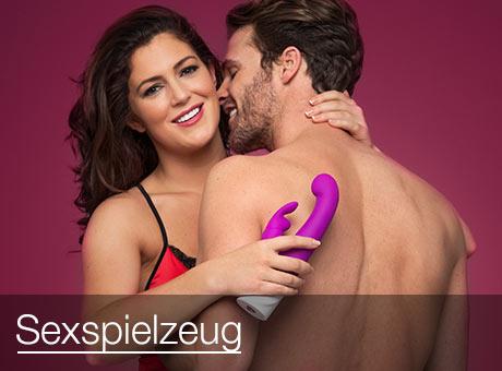 Sexspielzeug und Lovetoys