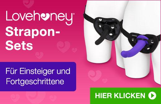 Lovehoney Strapon-Sets