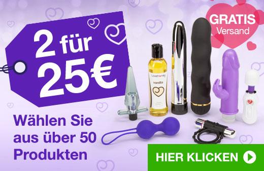 2 für 25€