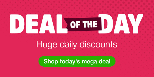 Deal of the day - shop today's deal