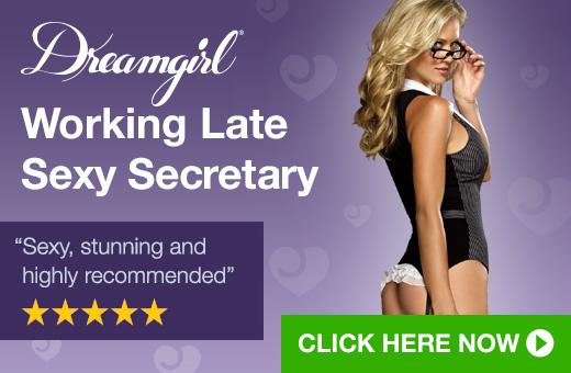 ^Dreamgirl Working Late Sexy Secretary