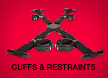 Dominix Cuffs and Restraints