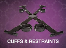 Cuffs and Restraints