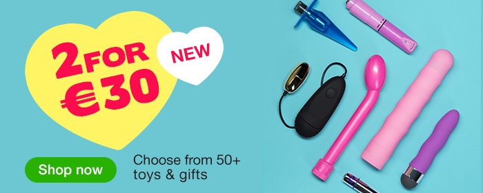 ^ NEW! 2 for €30 toys and gifts
