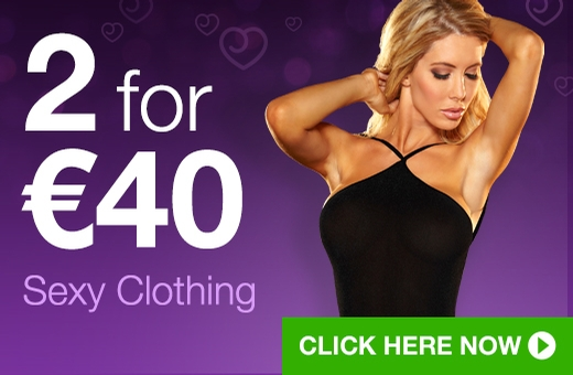 2 for €40 Sexy Clothing