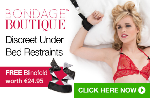 bondage Boutique Discreet Under Bed Restraints