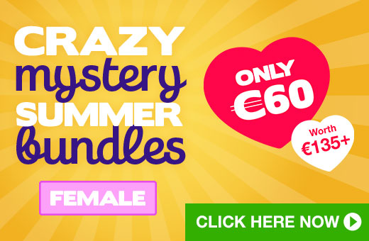 ^ Crazy Mystery Summer Bundles only €60