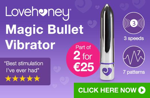 Lovehoney Magic Bullet Vibrator