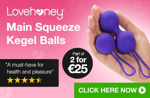 Lovehoney Main Squeeze Kegel Balls