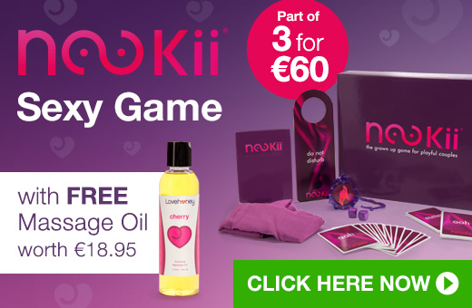 Nookii Sexy Game with free massage oil