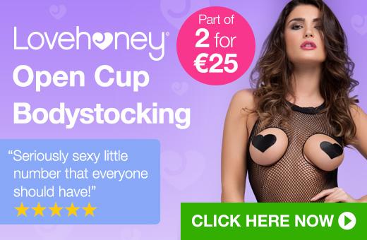 Lovehoney Open Cup Bodystocking