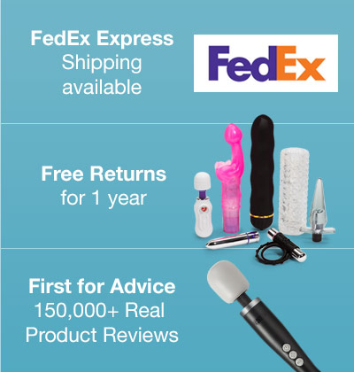 FedEx Shipping Available / FREE Returns for 1 Year / 150,000 Product Reviews