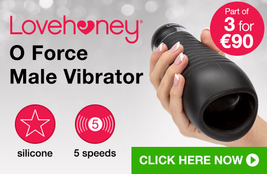 Lovehoney O Force Male Vibrator