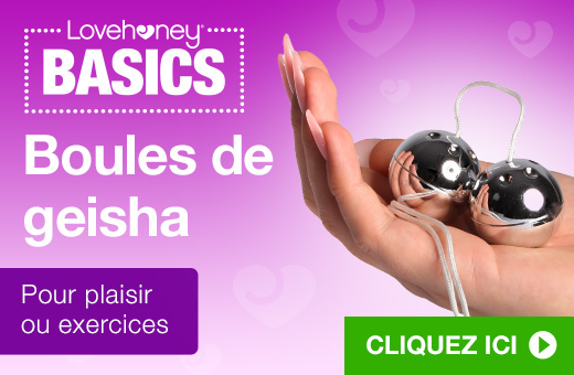 ^ Lovehoney BASICS boules de geisha