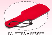 Palettes a fessee