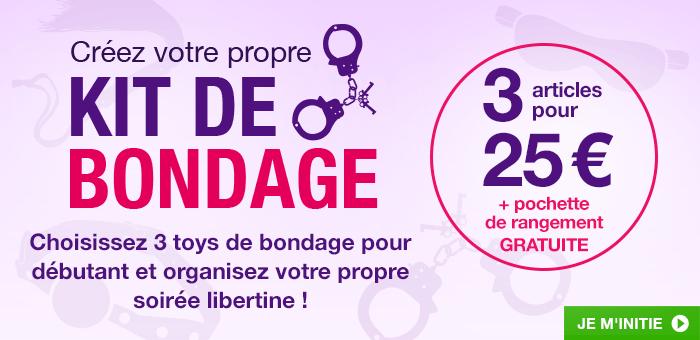 ^ Kit De Bondage