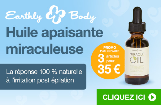Earthly Body huile apaisante miraculeuse