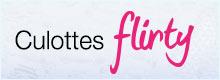 Culottes flirty