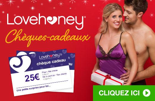 Chèques-cadeaux Lovehoney