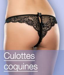Culottes coquines