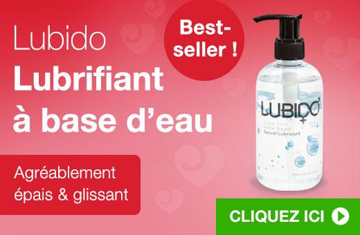 ^ Lubido Lubrifiant à base d'eau