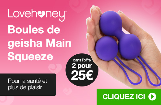 Lovehoney Boules de geisha Main Squeeze