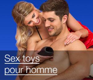 Sex toys pour homme