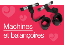 Machines et balançoires