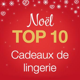 Top 10 des cadeaux de lingerie sexy pour Noël