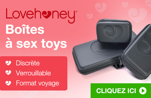 Lovehoney Boîtes à sex toys