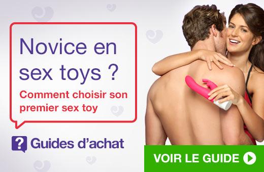 Comment choisir mon premier sex toy ?