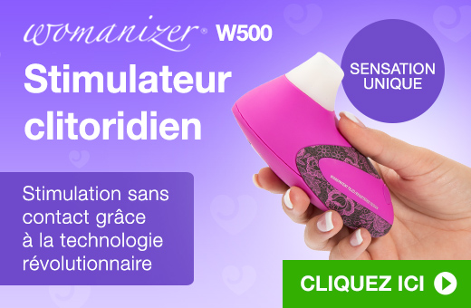 Womanizer Stimulateur clitoridien
