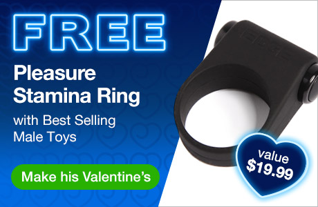 ^ Free Pleasure Stamina Ring with Best Selling Male Toys Valentines US