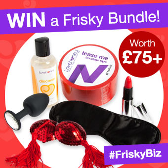 Win a frisky bundle!