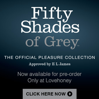 Pre-order the exclusive Fifty Shades of Grey Pleasure Collection