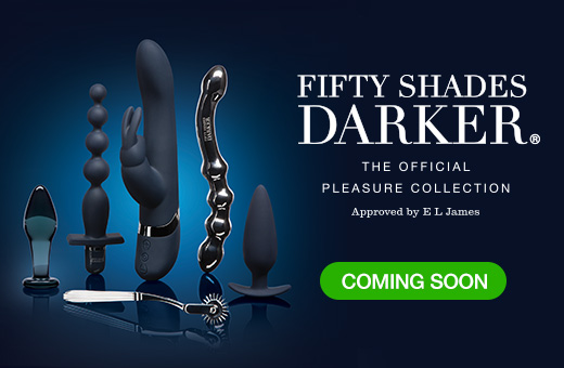 ^ Fifty Shades Darker Official Pleasure Collection