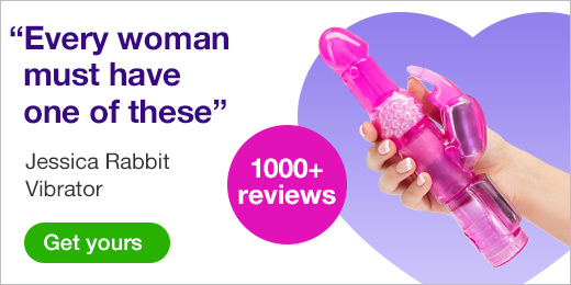 ^ Lovehoney Jessica Rabbit Vibrator