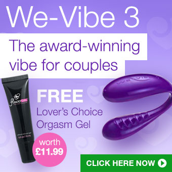 A gift with We-Vibe 3 in June