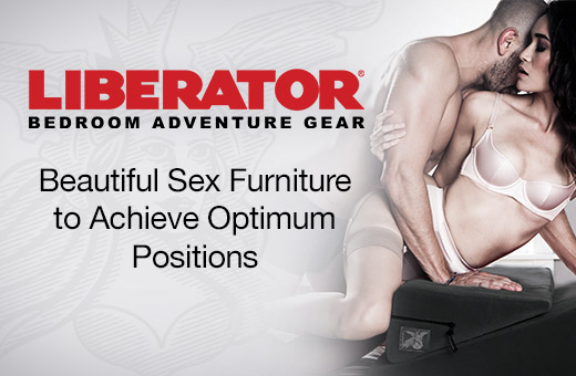Adventure bedrooom gear liberator new position sex