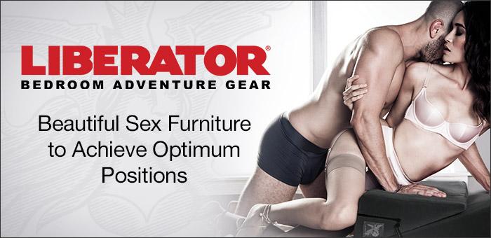 Liberator Bedroom Adventure Gear