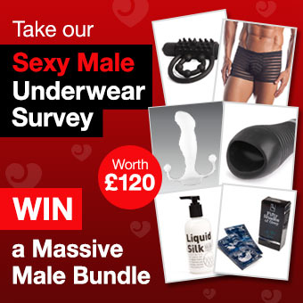 Sexy Male Underwear Survey