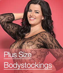 Plus Size Bodysuits & Bodystockings Set pulses racing in a sexy bodystocking. Browse our range of plus size bodystockings and sexy catsuits for every figure. Enjoy our 365-day returns policy lovehoney,sex toys,sex toy,sexy lingerie,Lovehoney.com