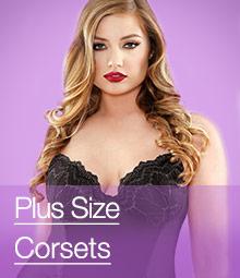 Plus Size Corsets