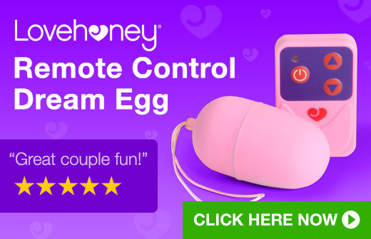 Lovehoney Remote Control Dream Egg