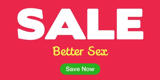 ^ Sale Better Sex Hero