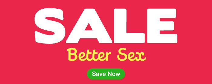 ^ Sale Better Sex