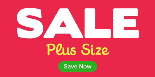 Sale Plus Size